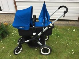 Bugaboo Buffalo with extras