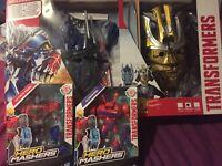 Transformers bundle BNIB