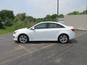 2015 CHEV CRUZE 2LT RS FWD