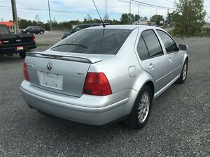 2003 Volkswagen Jetta Wolfsburg Ed 1.8L 5sp Kingston Kingston Area image 7