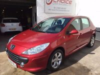 PEUGEOT 307 1.6 ** AUTOMATIC! ** LOW MILEAGE 32K ** IMMACULATE CONDITION **