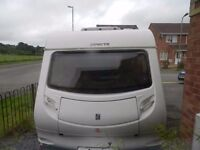 Sprite Muskateer 2004 Model - 4 Berth with New Awning.