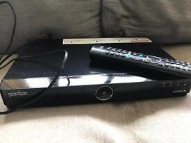 Youview box and controller