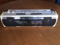 Sharp Stereo Radio Cassette Recorder WQ-268