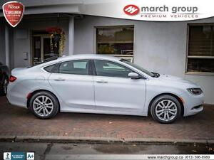 2015 Chrysler 200 Limited $69.88/Weekly
