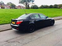 BMW 520i LPG E60 m sport wheels not 320d 520d 525d 320i 525i a4 a5 a6 e220 Octavia superb