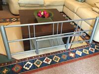 Metal King Size Bed For Sale..!