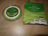 Sportfish wf6 floating fly line guides choice made in U.S.A.
