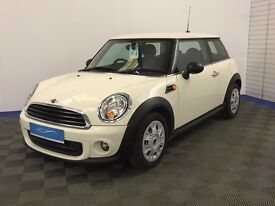 Mini One 2012 with No Credit Scoring Finance and Nationwide Delivery Available*