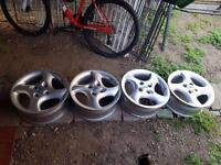 """Ford figment 16"""" alloys"""