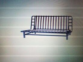 Ikea BEDDINGE three seat sofa bed frame