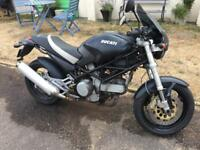 Ducati Monster M750 Dark (Limited edition)