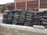 250 Used Roof tiles. Buyer to collect.