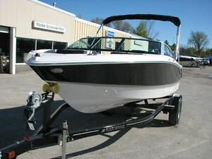 2016 four winns H180 Mercruiser 135HP Trailer Kingston Kingston Area image 4