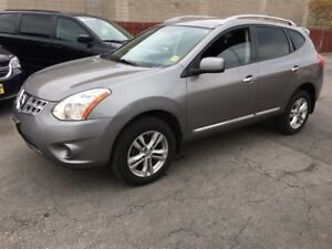 2012 Nissan Rogue SV, Auto, Heated Seats, Back Up Camera, 68, 00