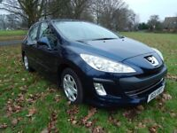 2011 PEUGEOT 308 1.6 HDI 5 DOOR - EXCELLENT CONDITION - 2 KEYS - CAMBELT DONE!