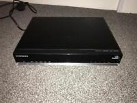 Samsung HD freesat box with 200gb hard drive