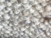 2.60x4.00 loop pile hessian carpet(new)