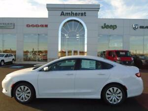2016 Chrysler 200 LX MSRP $27,490 NOW ONLY $22,366 ONLY $110* Bi