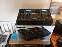 Numark CD mixer