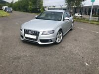 Audi, A4, Saloon, 2009, Manual, 2995 (cc), 4 doors