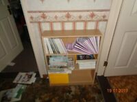2 bookshelves for sale