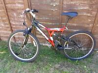 Mens mountain bike