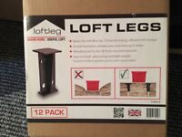 Loftleg Raised Floor Loft Legs - 175mm Pack of 12