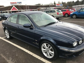 Jaguar X-Type 2.0 Full History, Sat Nav, Bluetooth, All tyres changes 1 month ago