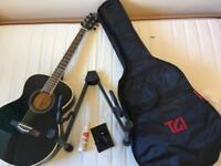 Acoustic guitar bundle