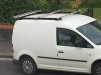 Vw caddy van guard roof rack