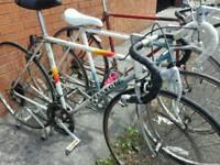 Job Lot - Vintage Road Bikes