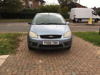 Ford Focus C-Max 1.8 125 GHIA Petrol Manual, HPI Clear, Long MOT, Cruise Control, Air Conditioning