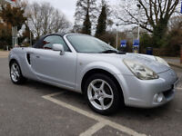 Mr2 Roadster TF300 2006 Toyota MR2 Tf Convertible, 1794CC Petrol, 2DR, Manual