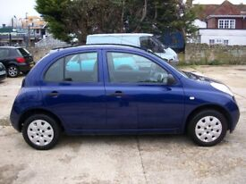 2003 NISSAN MICRA S 5DR ONLY 30,000 MILES WITH HISTORY