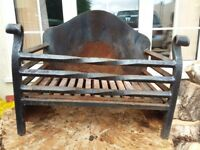 Fire Grate for wood or solid fuel, very heavy.