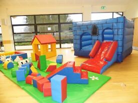 Soft Play Hire in Norwich