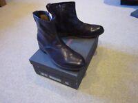 Blackstone All Leather Men's Boots Size 8.5 (EU 43)