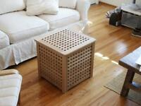 BARGAIN Bedside or Lounge coffee table / storage chest