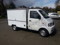 DFSK reg 2013 jiffy catering van NO VAT TO PAY