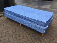 Single bed with mattress-£30 delivered