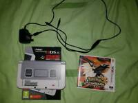 Limited edition SNES new nintendo 3ds MINT