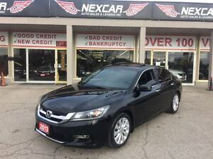 2013 Honda Accord EX-L* LEATHER SUNROOF 112K