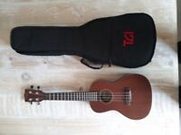 Ukelele. Kala brand. Mahogany concert model no KA - SMHC in 'as new' condition