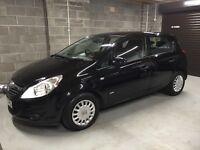 2008 Vauxhall Corsa 5dr 1.2 Life, Only 52k Miles, 1Year MOT, Serviced, Immaculate