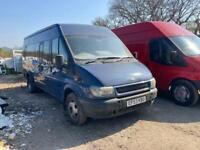 Ford transit mini bus 17 seater