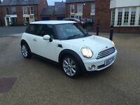 MINI HATCH 1.6 COOPER 3dr! 12 MONTHS MOT! TOP SPEC! HEATED SEATS!!!