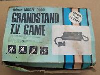 Adman 3000 Grandstand Colour TV Game