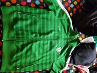 Celtic fc zippers