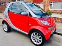 Smart Fortwo 0.7 City Passion 3dr £999 2007 (07 reg), Hatchback